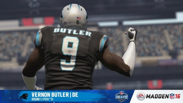 Madden NFL 16 Screenshot #309 for PS4