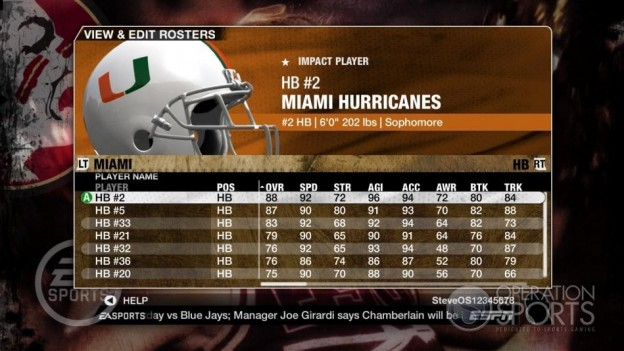 NCAA Football 09 Screenshot #1084 for Xbox 360
