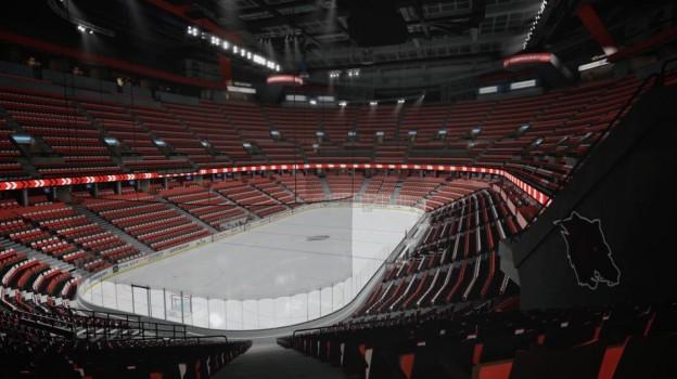 NHL 17 Screenshot #9 for PS4