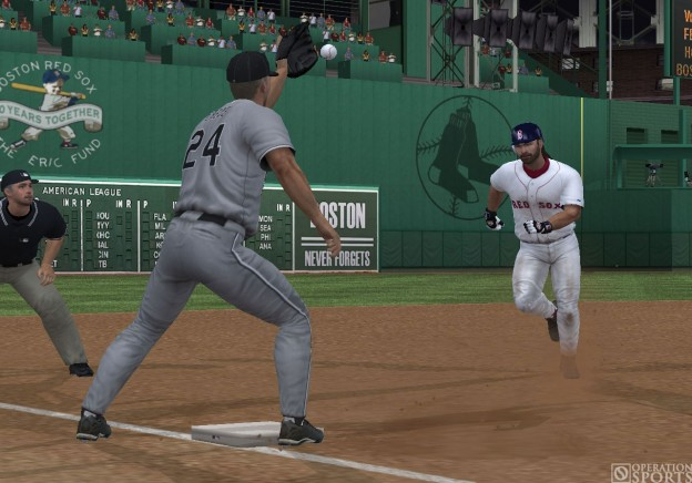 MLB '06: The Show Screenshot #1 for PS2