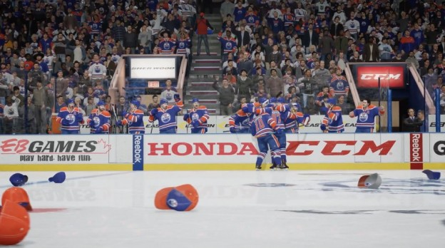 NHL 17 Screenshot #18 for PS4