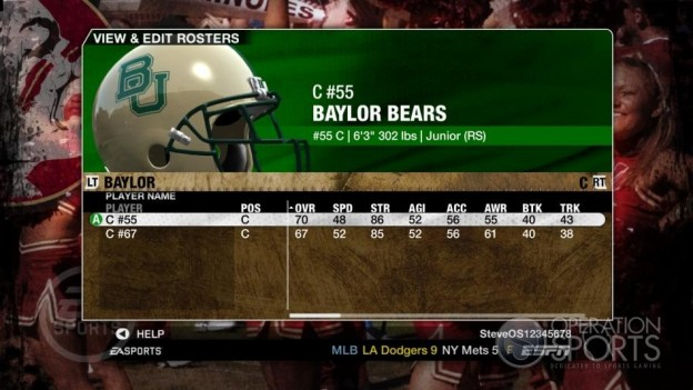 NCAA Football 09 Screenshot #1088 for Xbox 360