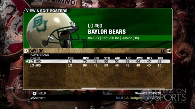 NCAA Football 09 Screenshot #1089 for Xbox 360