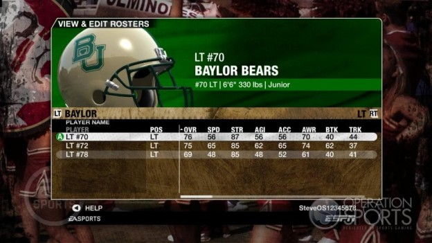 NCAA Football 09 Screenshot #1090 for Xbox 360