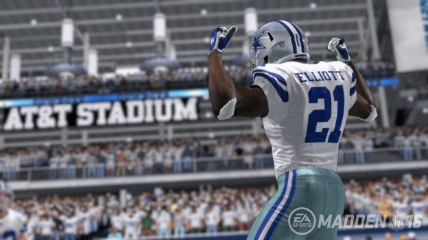 Madden NFL 16 Screenshot #312 for PS4