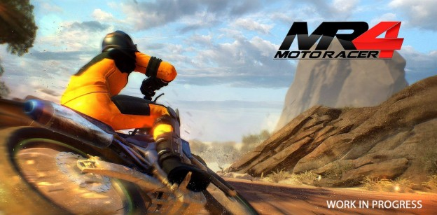Moto Racer 4 Screenshot #1 for PS4