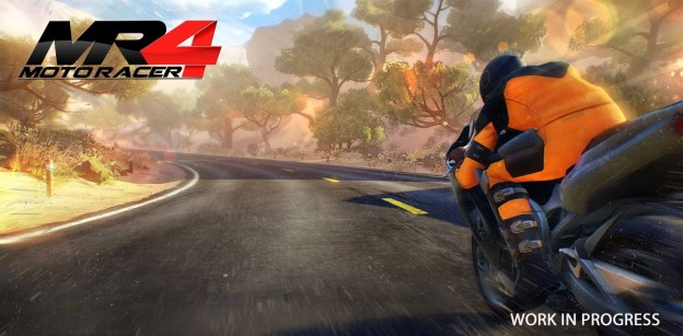 Moto Racer 4 Screenshot #3 for PS4