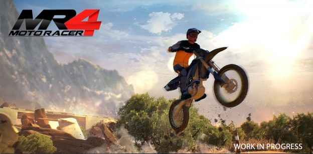 Moto Racer 4 Screenshot #4 for PS4