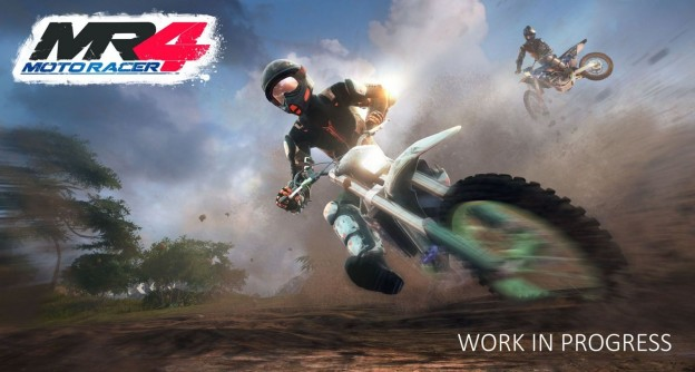 Moto Racer 4 Screenshot #5 for PS4