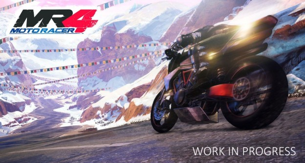 Moto Racer 4 Screenshot #6 for PS4
