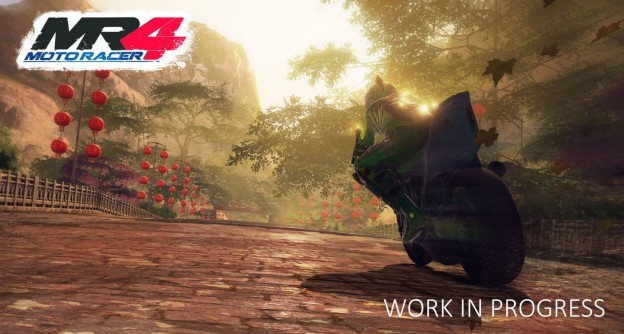 Moto Racer 4 Screenshot #7 for PS4