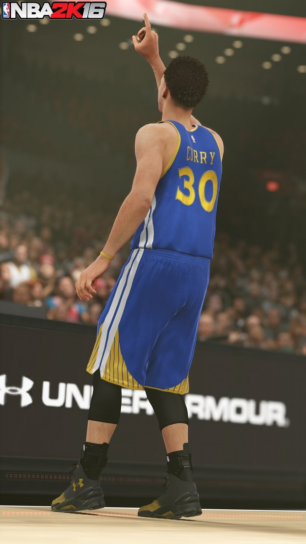 NBA 2K16 Screenshot #481 for PS4