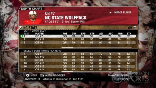 NCAA Football 09 Screenshot #1093 for Xbox 360