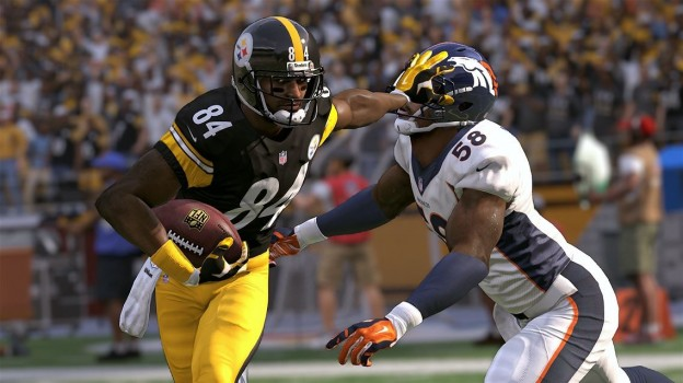 Madden NFL 17 Screenshot #3 for PS4