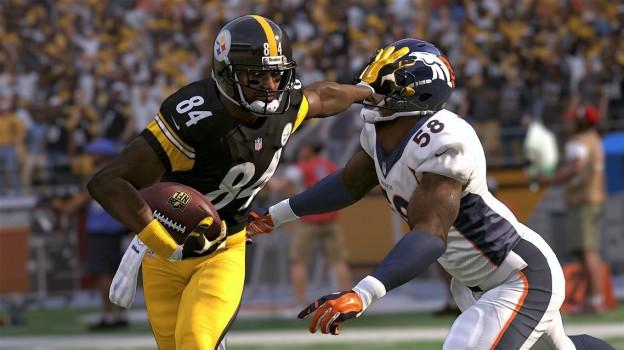 Madden NFL 17 Screenshot #3 for PS4