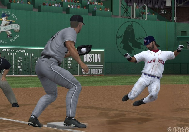 MLB '06: The Show Screenshot #2 for PS2