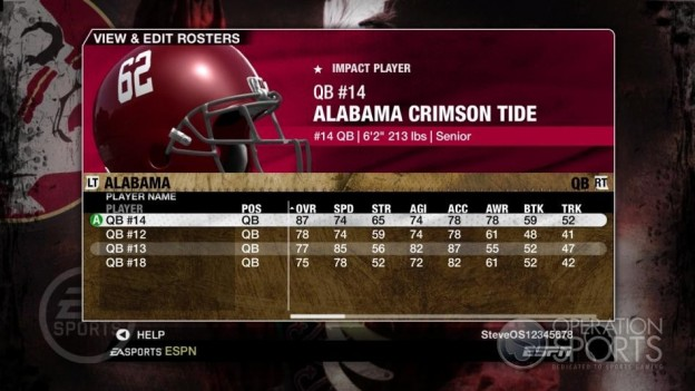 NCAA Football 09 Screenshot #1097 for Xbox 360