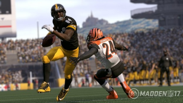 Madden NFL 17 Screenshot #11 for PS4