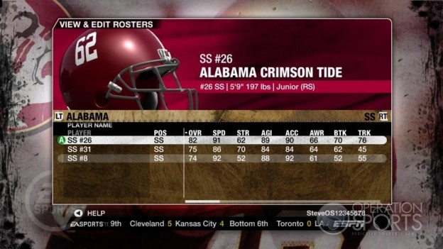 NCAA Football 09 Screenshot #1102 for Xbox 360