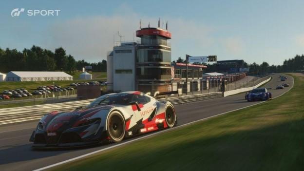 Gran Turismo Sport Screenshot #13 for PS4