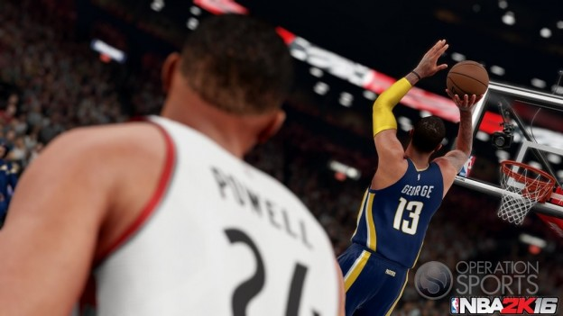 NBA 2K16 Screenshot #486 for PS4
