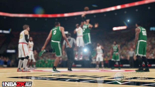 NBA 2K16 Screenshot #487 for PS4