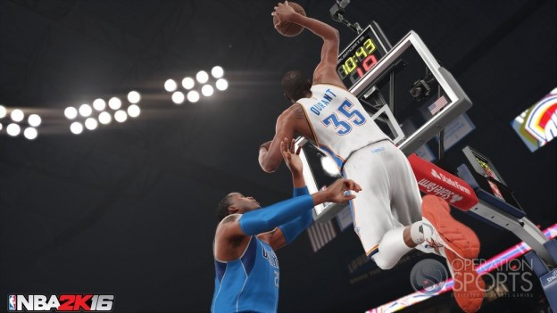 NBA 2K16 Screenshot #488 for PS4