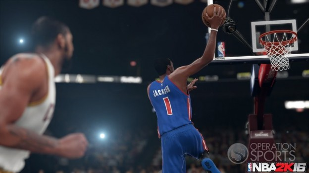 NBA 2K16 Screenshot #495 for PS4