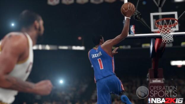 NBA 2K16 Screenshot #495 for PS4