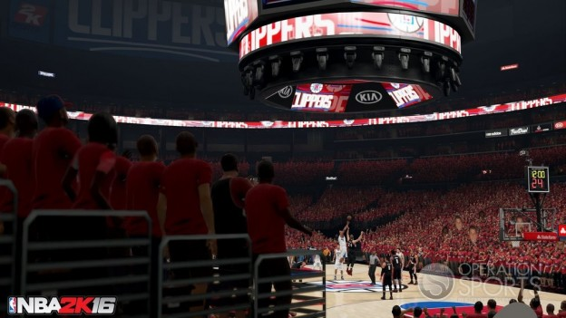 NBA 2K16 Screenshot #496 for PS4