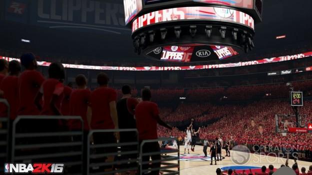NBA 2K16 Screenshot #496 for PS4