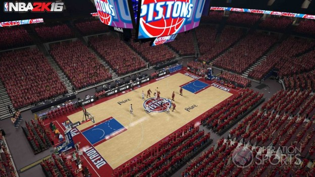 NBA 2K16 Screenshot #500 for PS4