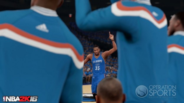 NBA 2K16 Screenshot #505 for PS4