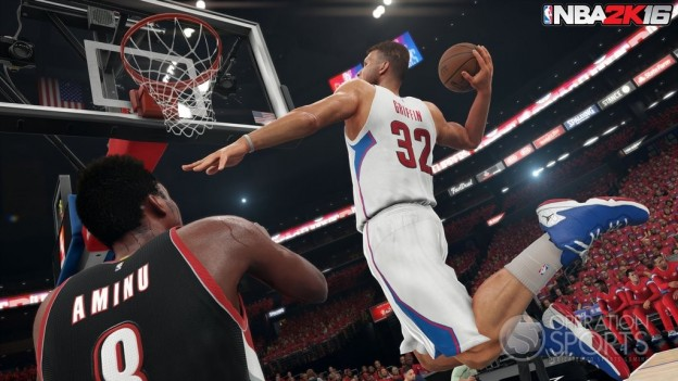 NBA 2K16 Screenshot #506 for PS4