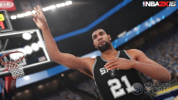 NBA 2K16 Screenshot #507 for PS4