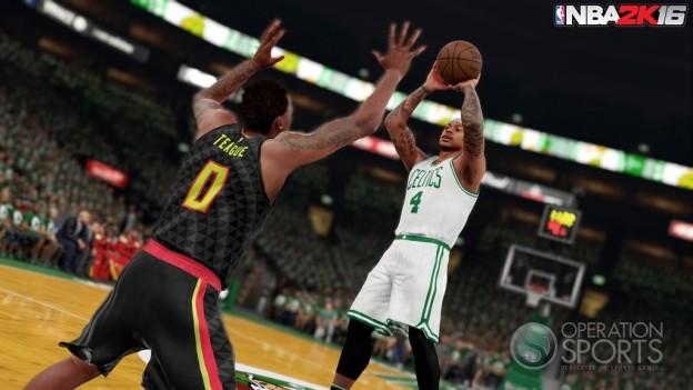 NBA 2K16 Screenshot #508 for PS4
