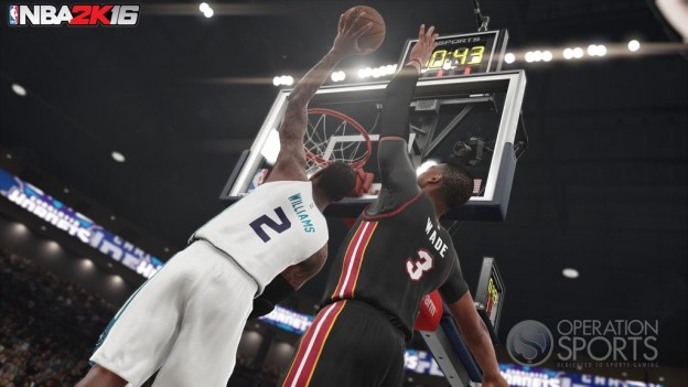 NBA 2K16 Screenshot #515 for PS4