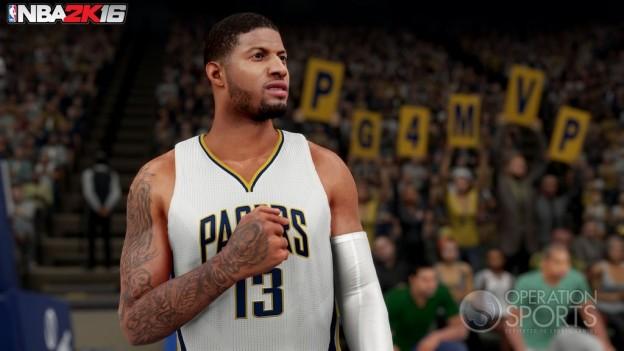 NBA 2K16 Screenshot #519 for PS4