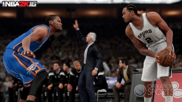 NBA 2K16 Screenshot #523 for PS4