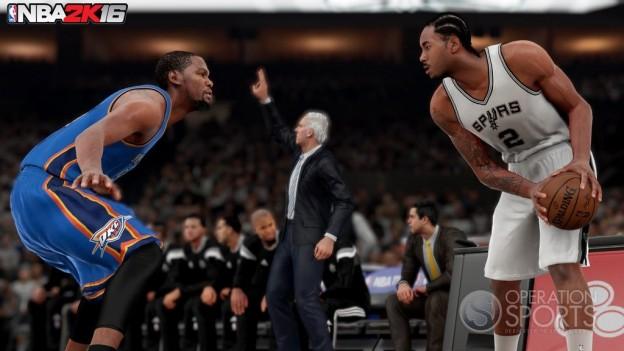 NBA 2K16 Screenshot #523 for PS4