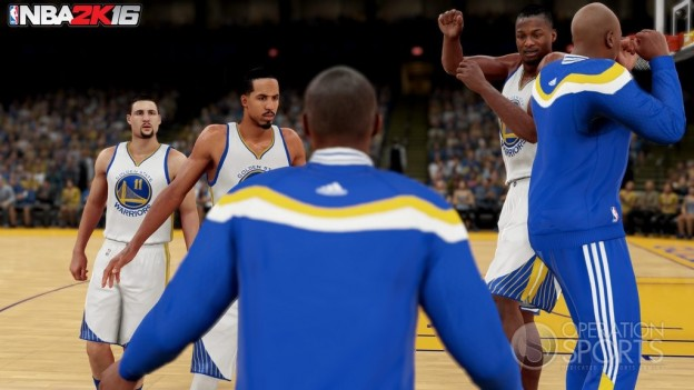 NBA 2K16 Screenshot #525 for PS4