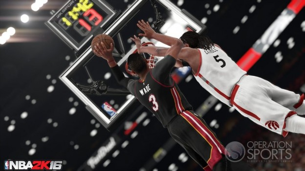 NBA 2K16 Screenshot #528 for PS4