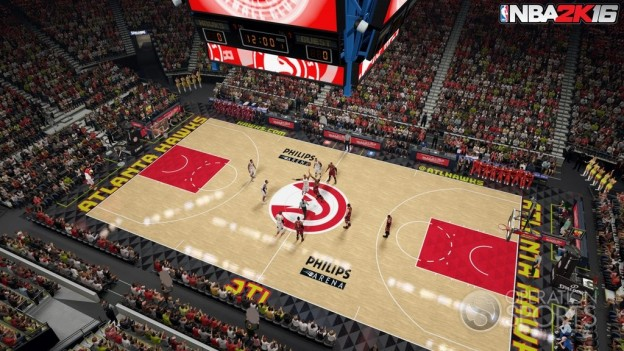 NBA 2K16 Screenshot #529 for PS4