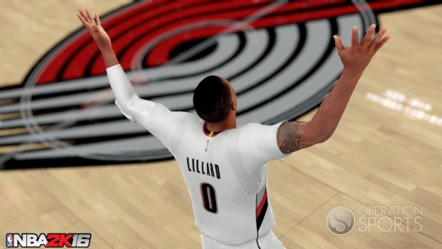 NBA 2K16 Screenshot #533 for PS4