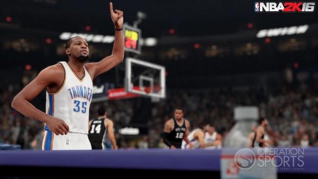 NBA 2K16 Screenshot #534 for PS4