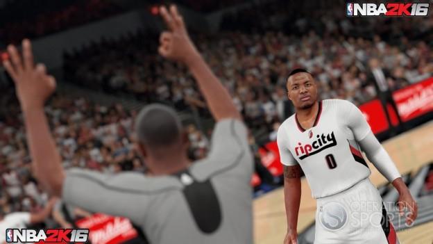 NBA 2K16 Screenshot #536 for PS4