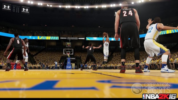 NBA 2K16 Screenshot #538 for PS4