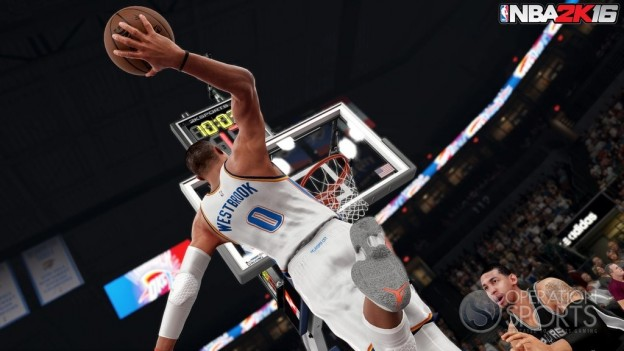 NBA 2K16 Screenshot #539 for PS4