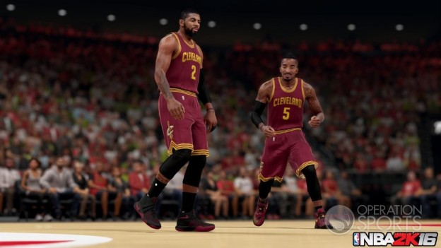 NBA 2K16 Screenshot #542 for PS4