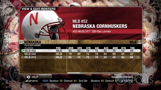 NCAA Football 09 Screenshot #1113 for Xbox 360